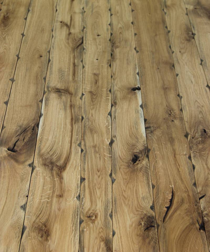 Back to nature – Vintage Collection – Wooden Floors – HOLZ-BARAN GmbH