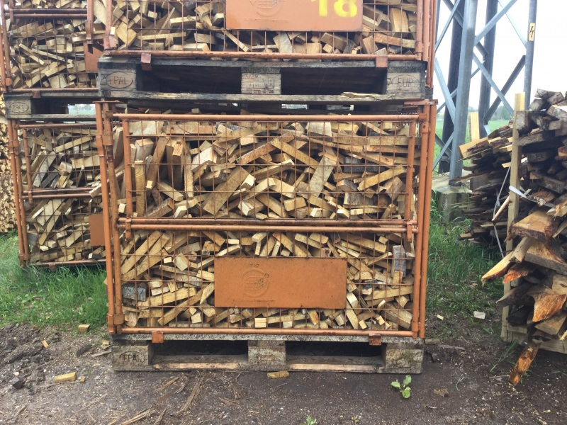 Oak firewood fine - Sawmill - HOLZ-BARAN GmbH
