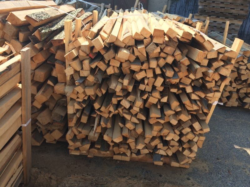 Beech firewood long - Sawmill - HOLZ-BARAN GmbH