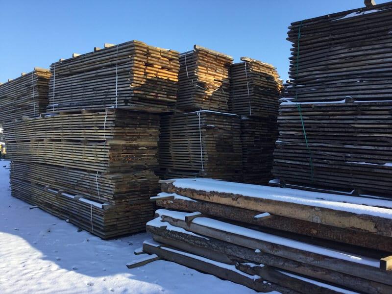 Eigenschaften von Bauholz bzw. Konstruktionsholz