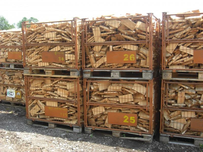 Nadelbrennholz kurz - HOLZ-BARAN GmbH