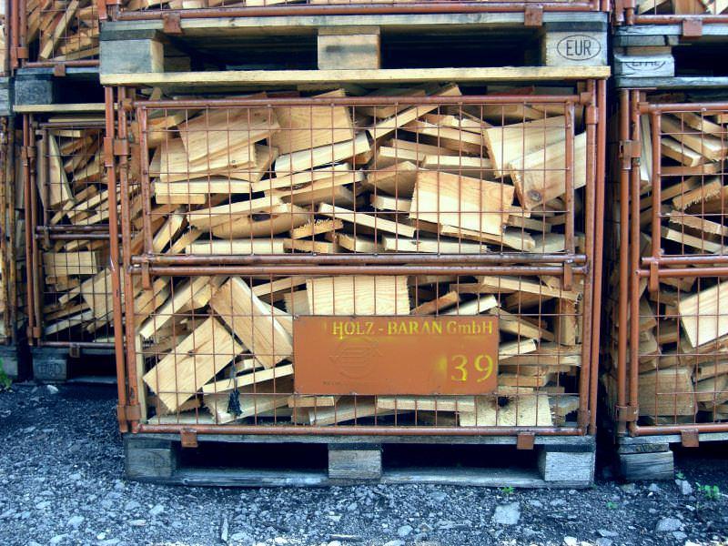 Softwood short - Sawmill - HOLZ-BARAN GmbH