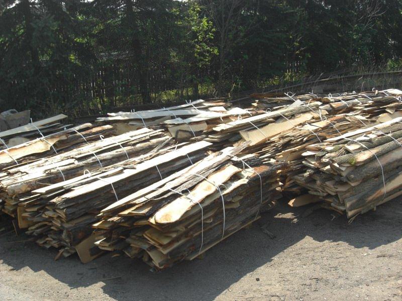 Schwartenbrennholz Buche / Schwartenbrennholz gemischt - HOLZ-BARAN GmbH