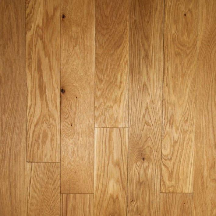 Minimalisten schätzen die Eigenschaften der Holzfußboden Kollektion Original