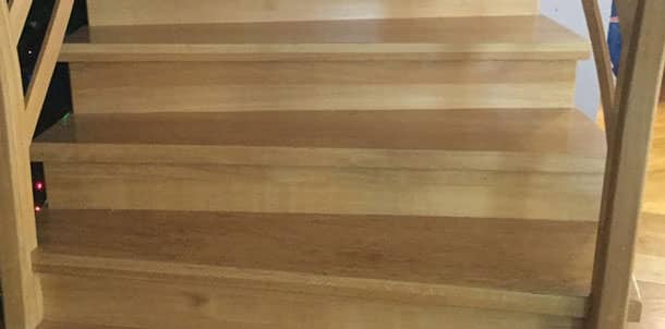 Holztreppen nach maß bestellen