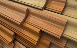 Leisten aus Holz