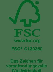 Fragen Sie uns nach FSC-zertifizierten Produkten
