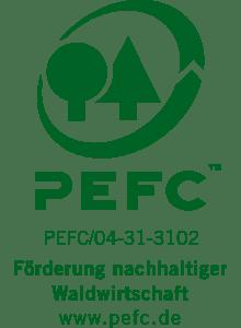 Fragen Sie uns nach PEFC-zertifizierten Produkten